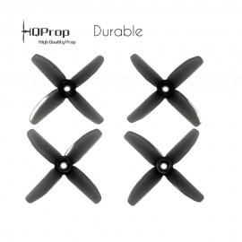 HQProp 3x3x4 Durable Propeller - Schwarz