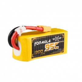 ACEHE 1300mAh 4S 95C LiPo (XT60)