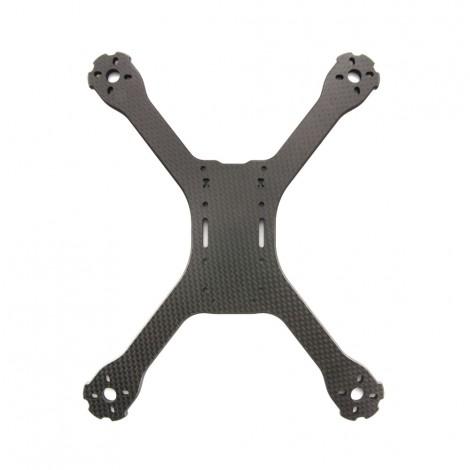 QAV-X Carbon Fiber Carbonfaser Stretch Base Plate