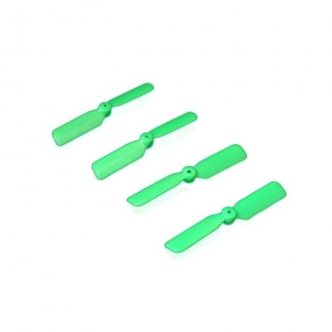 45mm 2-Blade Propeller (4cw + 4ccw) - Grün für Moskito
