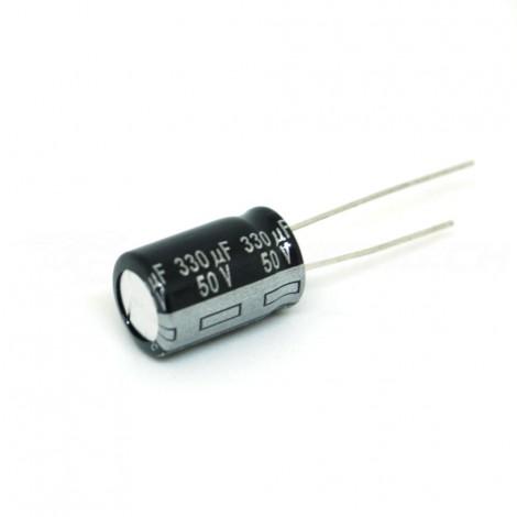 330 uF, 50VDC - Kondensator