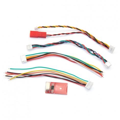 Tramp HV Zubehör Set, A/V Kabel und TNR Chip
