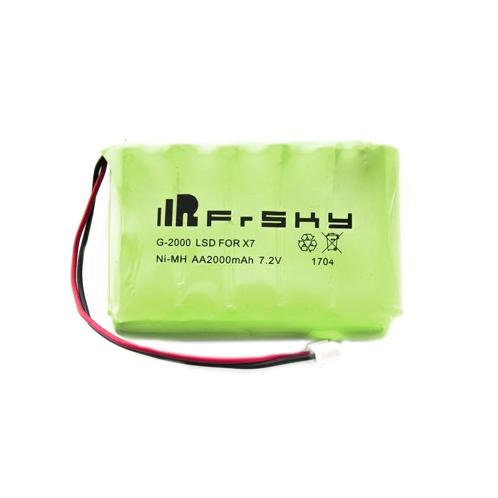 FrSky Q X7 2000mAh LSD NiMH Battery