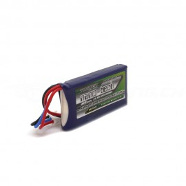 Turnigy nano-tech 460mAh 2S 25~40C LiPo Battery (JST)