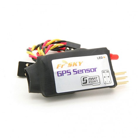 FrSky GPS V2 Sensor mit SMART Port