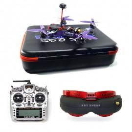"""Vortex 250 / Taranis / Attitude V4 - 5"""" FPV Bundle RTF (Ready-To-Fly)"""