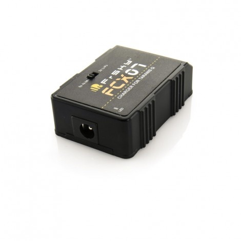 FrSky Taranis Q X7 FCX07 LiPo/NiMH Dual Mode Ladegerät