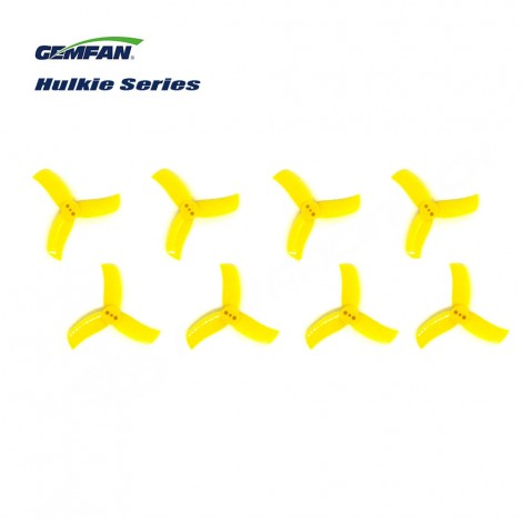Gemfan 2040-3 Flash Series Propeller - Gelb
