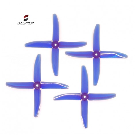 DALPROP Q5040 (2 x CW + 2 x CCW) Crystal Blau