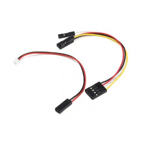 Turnigy iA6C Empfänger Kabel