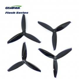Gemfan 5152-S-3 Flash Series Propeller - Schwarz