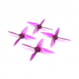 FuriousFPV RageProp 3054-4 Race Edition Propeller - Purpur