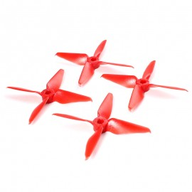 FuriousFPV RageProp 3054-4 Race Edition Propeller - Rot