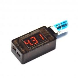 BetaFPV 1S LiPo Batterie Volt Tester