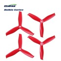 Gemfan 5055-3 Hulkie Propeller - Rot