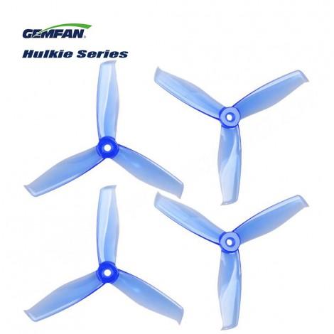 Gemfan 5055-3 Hulkie Propeller - Blau