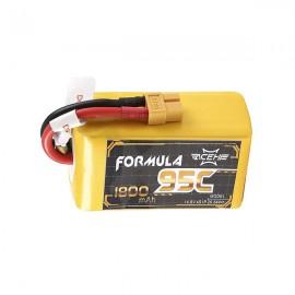 ACEHE 1800mAh 4S 95C LiPo (XT60)