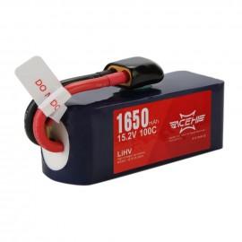 ACEHE 1650mAh 4S HV 100C LiPo (XT60)
