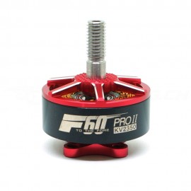 Tiger Motor F60Pro II 2207 2350Kv - Red