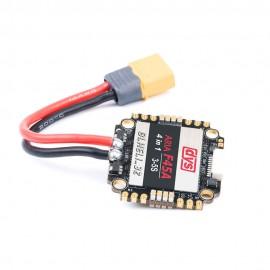 DYS Aria F45A 4-in-1 BLheli_32 45A ESC - DSHOT1200 kompatibel