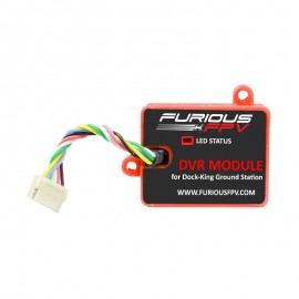 FuriousFPV Dock-King High Performance DVR Module