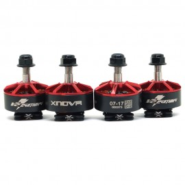 XNOVA Lightning 2207 1700Kv V2N (Set of 4)