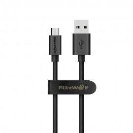 BlitzWolf USB Micro cable 1m