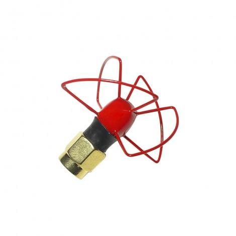 FuriousFPV 5.8HGz Antenna short - RHCP- SMA