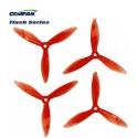 Gemfan 5149-3 Flash Series Propeller - Red