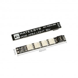 Matek - RGB Arm Light 16V - 2 Stk.
