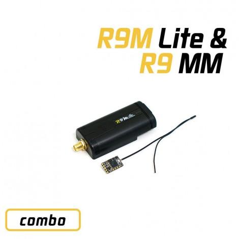 FrSky R9M Lite Modul + R9 MM (EU LBT)