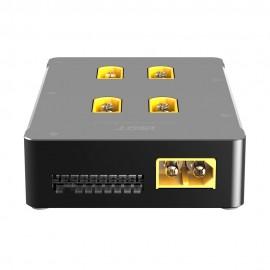 iSDT Safe Parallel Charging Board für 4 Batterien 2-8S (XT-60)