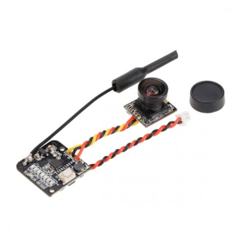 Turbowing 48 Channel 5.8g 25mw Fpv Camera and Transmitter Combo