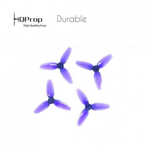 HQProp T2.5x3.5x3 Durable - Purple
