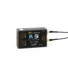 FrSky 9R Long Range Receiver (9/12CH Non-Telemetry)