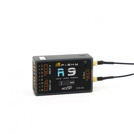 FrSky 9R Long Range Receiver (9/12CH Non-Telemetry)