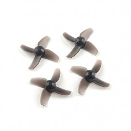 40mm 4-Blatt Micro Whoop Propeller (1mm Shaft)