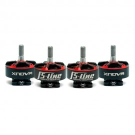 XNOVA Smooth Line 2207 1700Kv (Set of 4)
