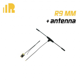FrSky R9MM mit Dipol T-Antenne (NON-EU)