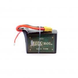 KERO 1600mAh 4S 100C LiPo (XT60)