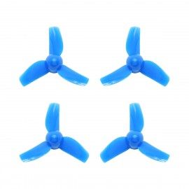 Transparent 31mm 3-Blatt Micro Whoop Propeller