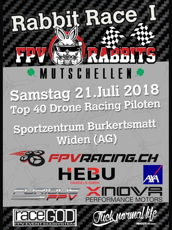 FPV Rabbit I Flyer